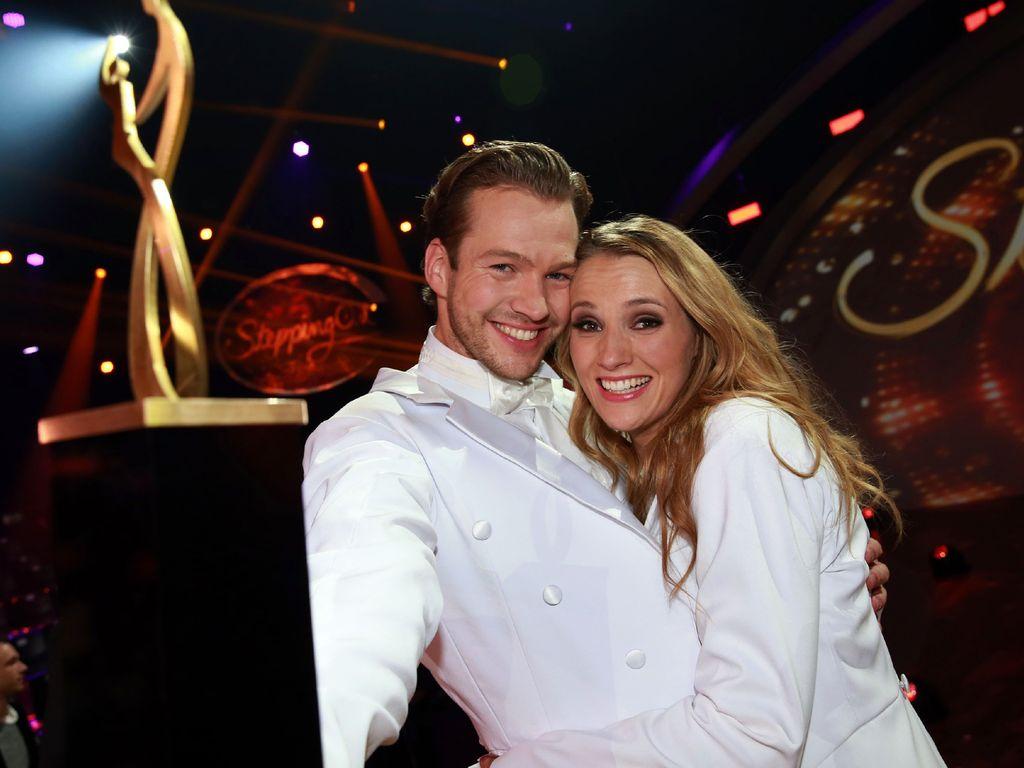 Anna Christiana Hofbauer und Marvin Albrecht