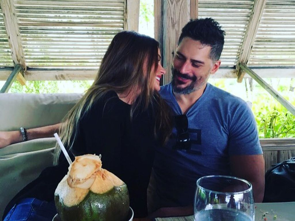 Hollywood-Paar Sofia Vergara und Joe Manganiello