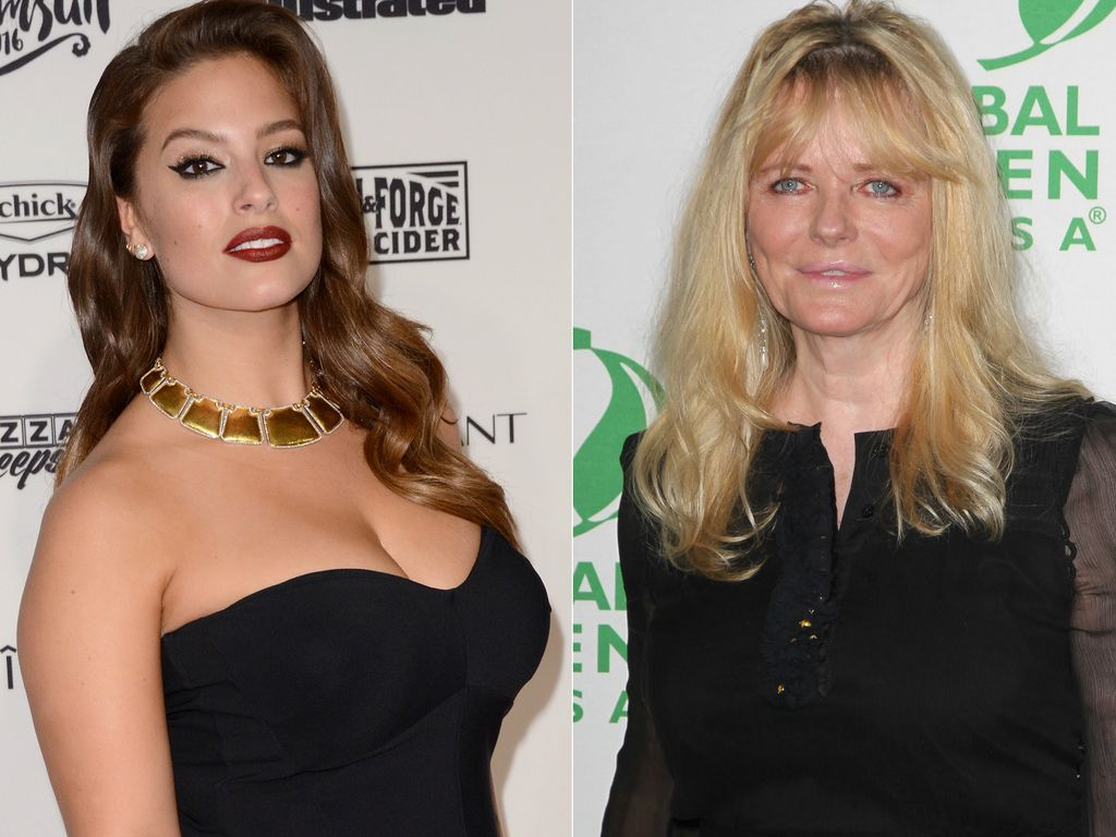 Ashley Graham und Cheryl Tiegs