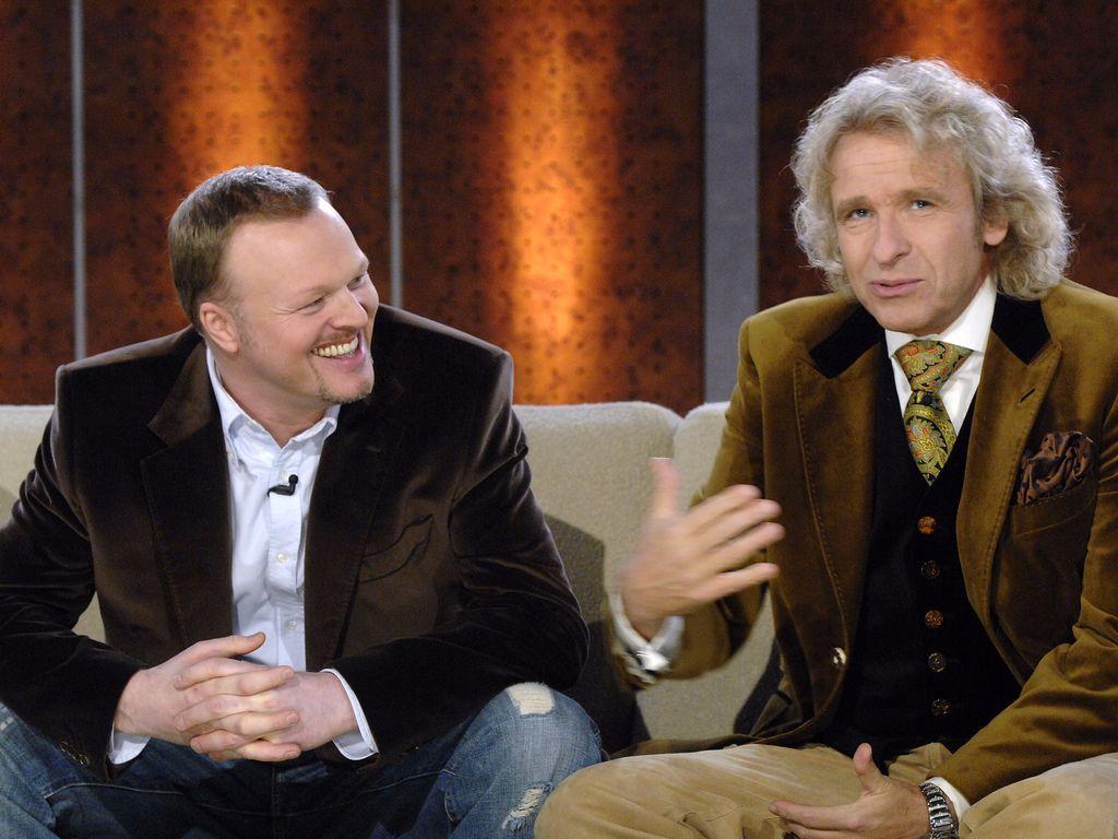 Thomas Gottschalk und Stefan Raab