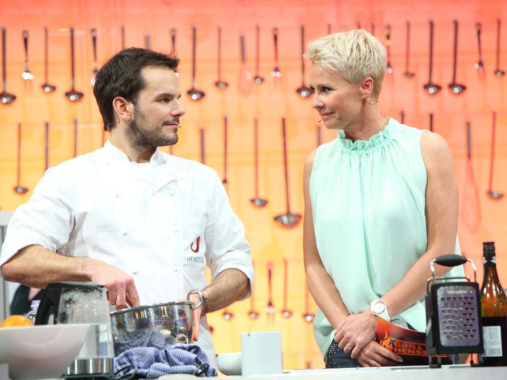 Sonja Zietlow und Steffen Henssler