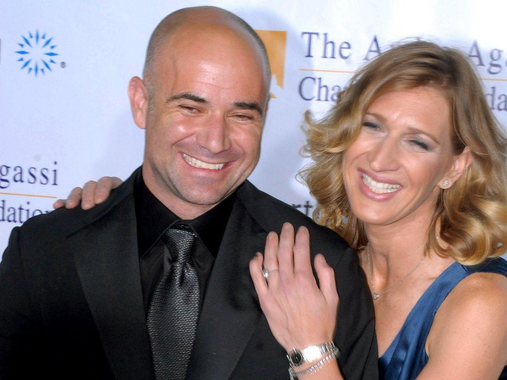 Steffi Graf und Andre: Das ist ihr Ehe-Geheimnis