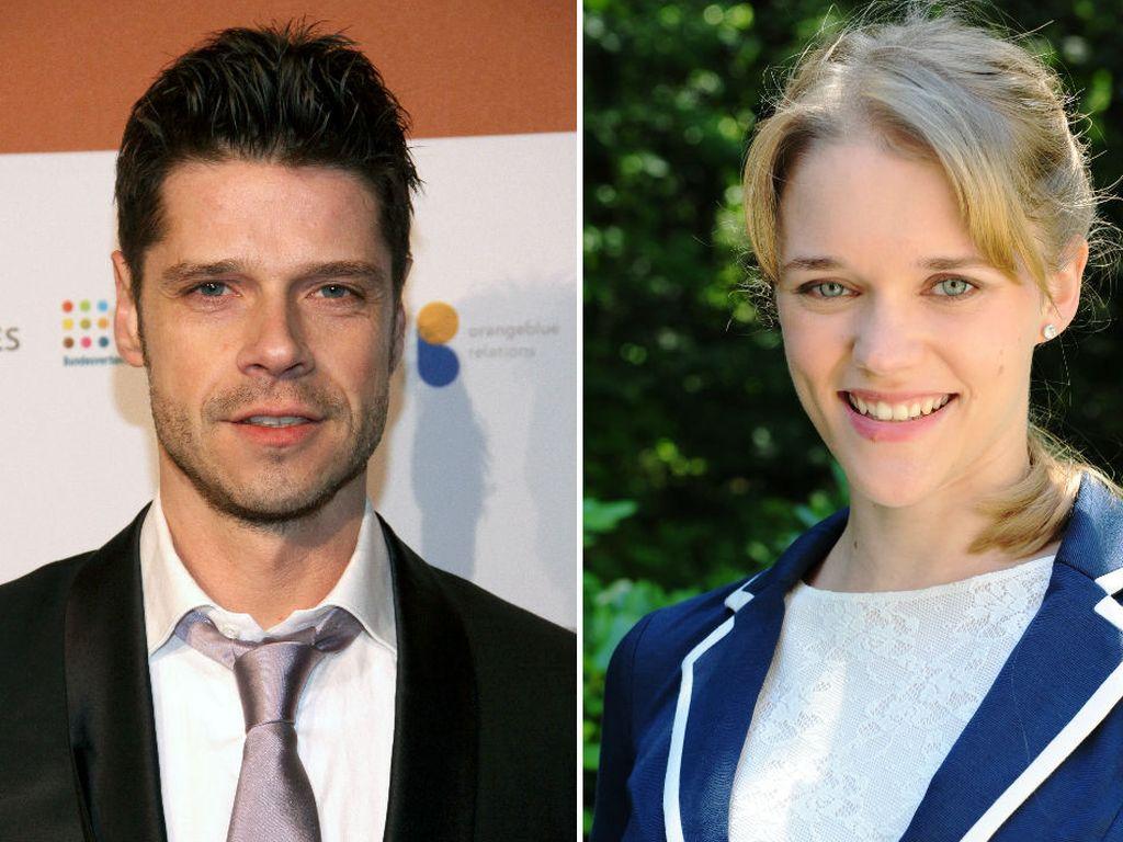 Stephen Dürr und Sarah Elena Koch, deutsche Schauspieler