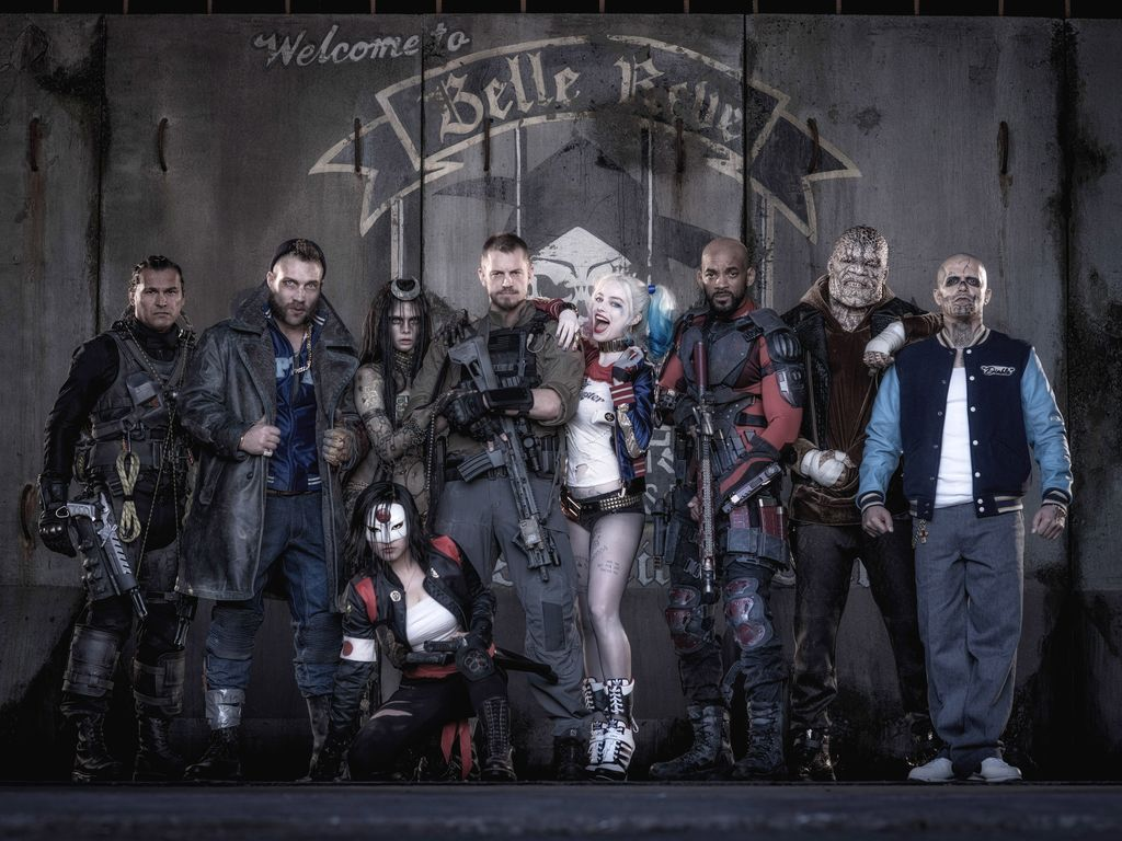 """Suicide Squad""-Poster"
