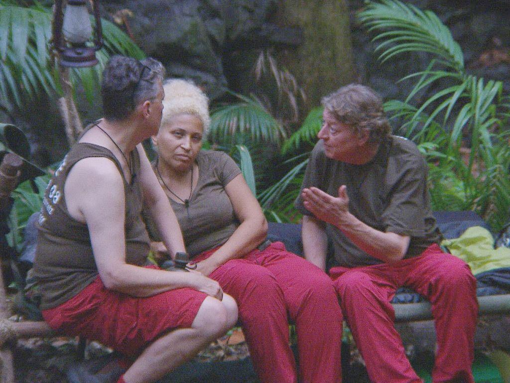 Patricia Blanco, Walter Freiwald und Rolf Scheider