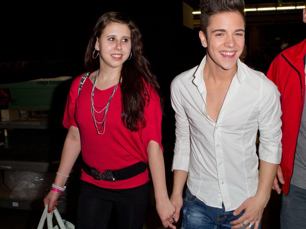 Tamara und Luca Hänni