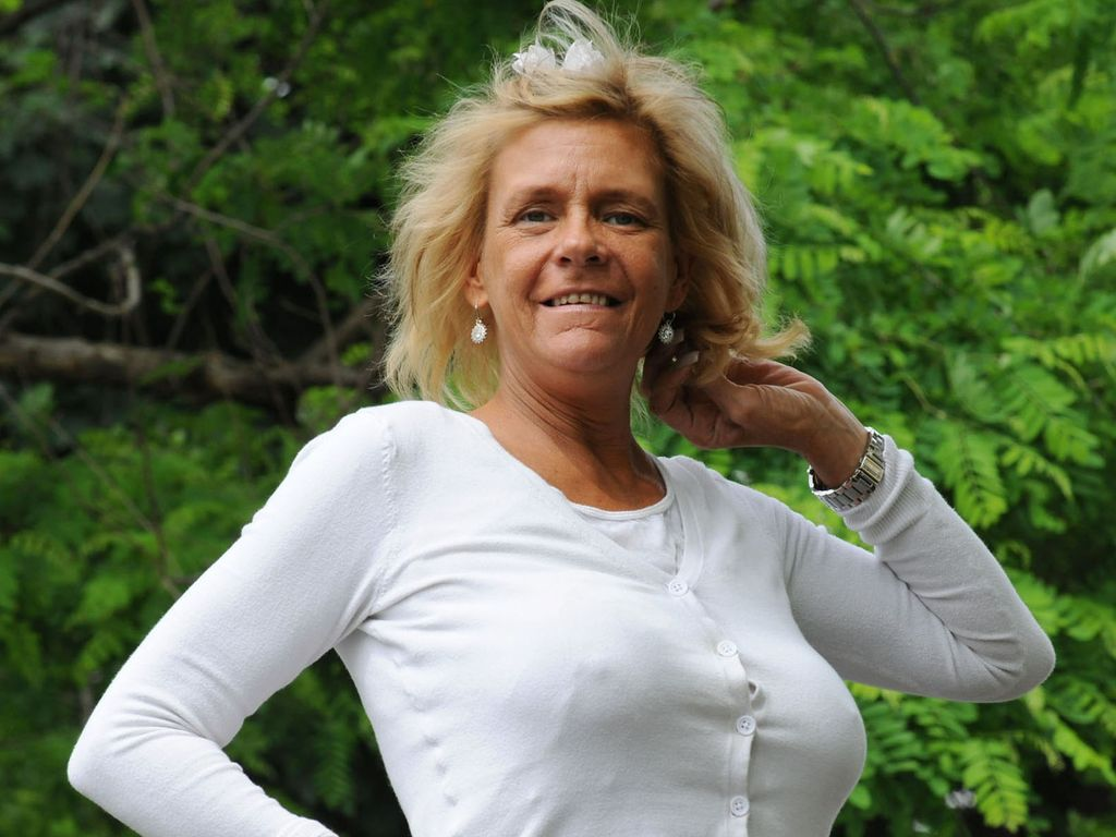 Tanning Mom Patricia Krentcil im Mai 2012 in New Jersey.