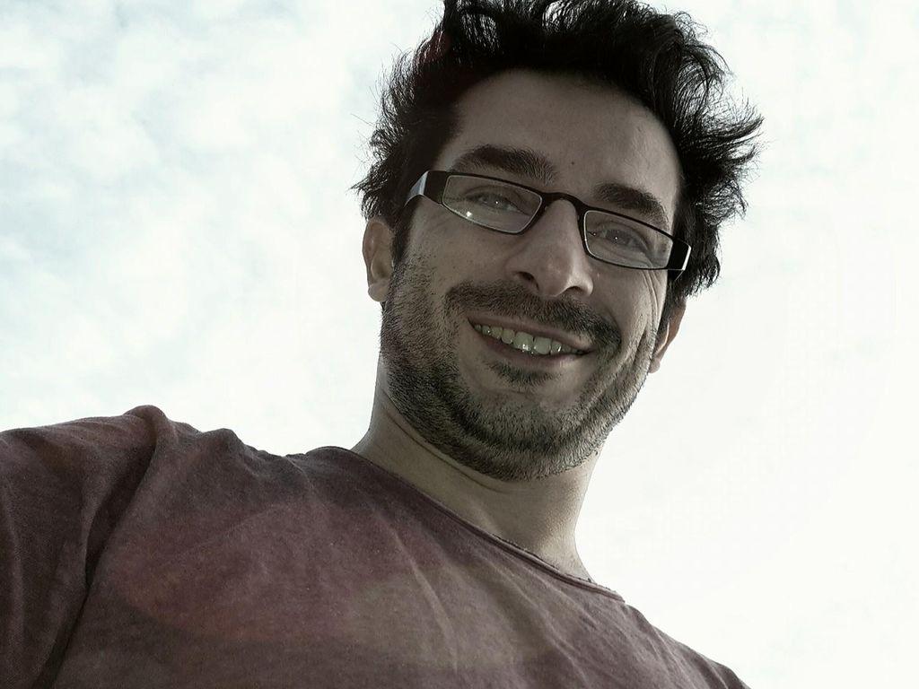 Schauspieler Tayfun Baydar