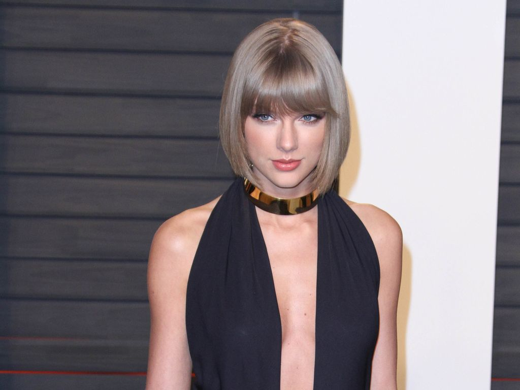 Taylor Swift bei der Vanity Fair Oscar Party