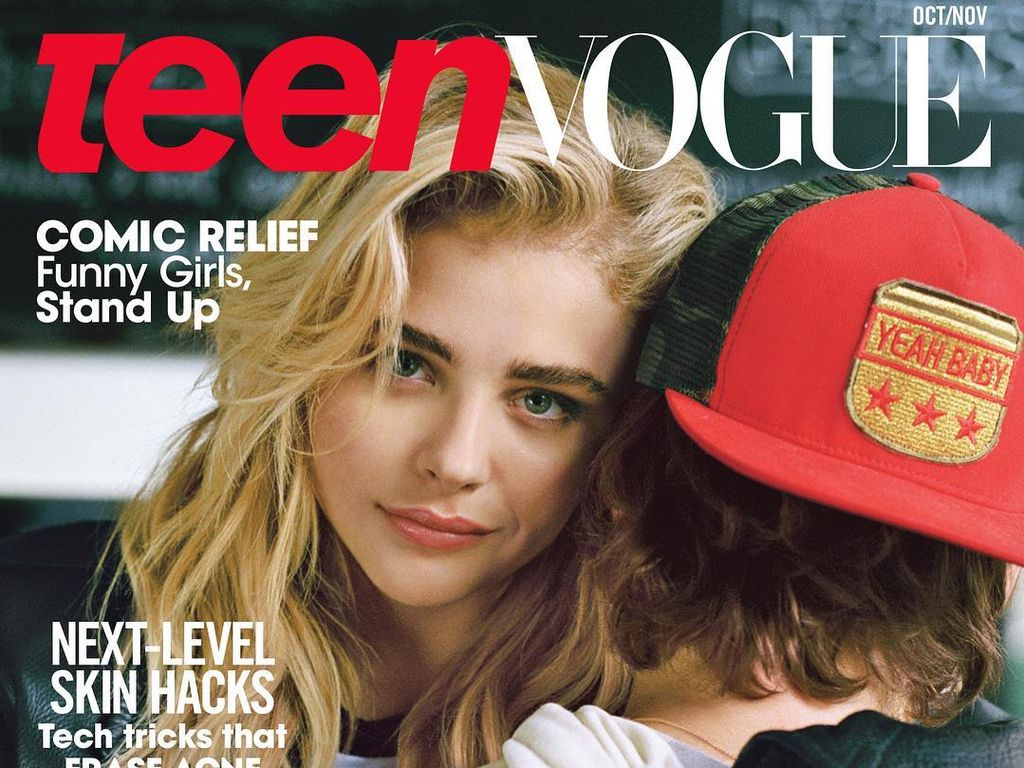 """Teen Vogue""-Cover Oktober/November 2016"