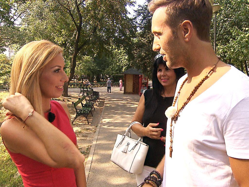 Traumfrau gesucht-Stephane lässt Blondine stehen