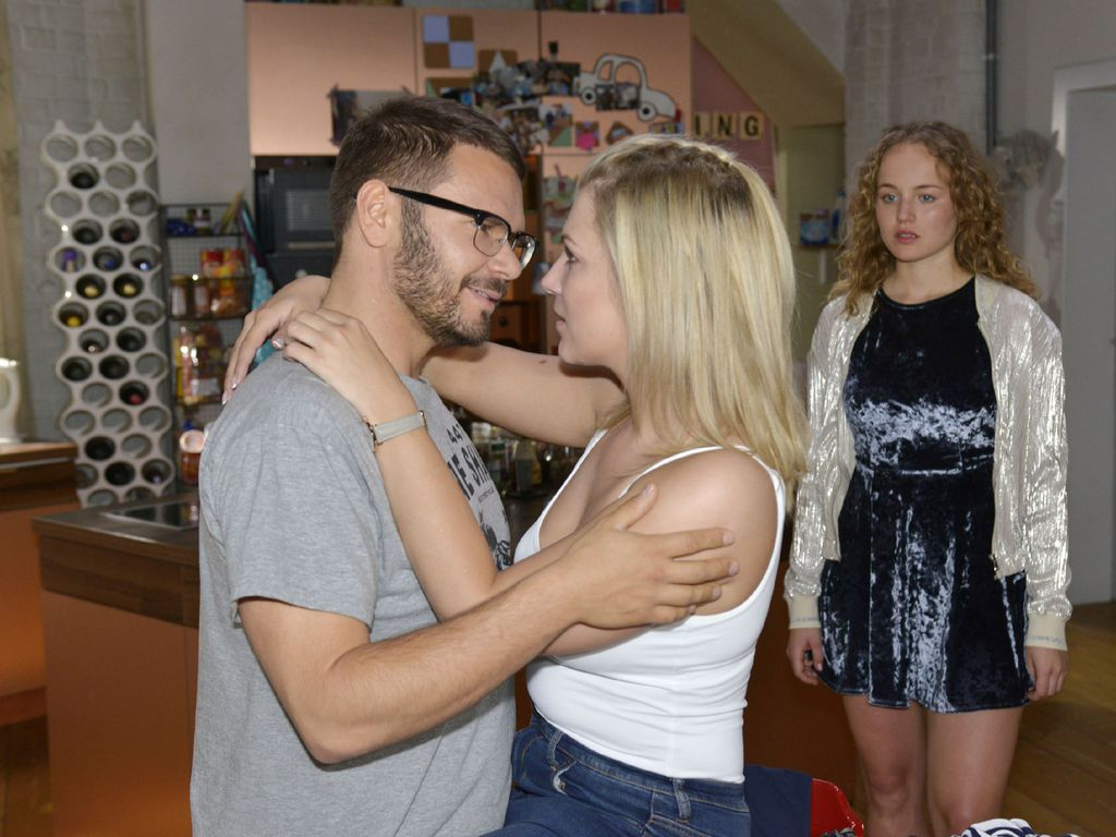 Tuner (Thomas Drechsel) und Lilly  (Iris Mareike Steen)