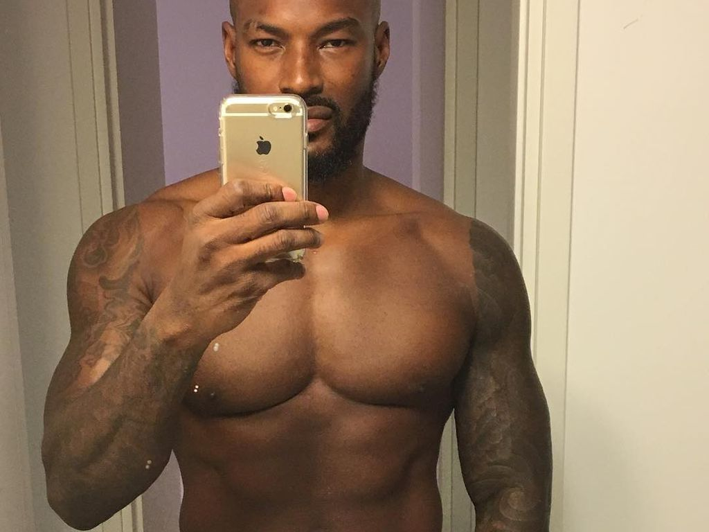 Tyson Beckford, Model