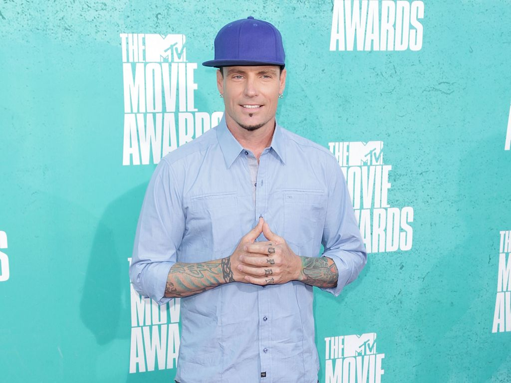 Vanilla Ice bei den MTV Movie Awards