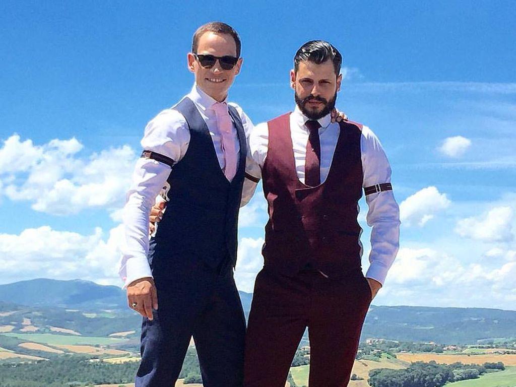 Vinzenz Kiefer und Manuel Cortez