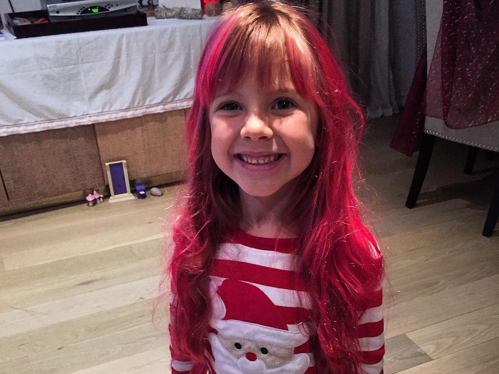 Pink Tochter