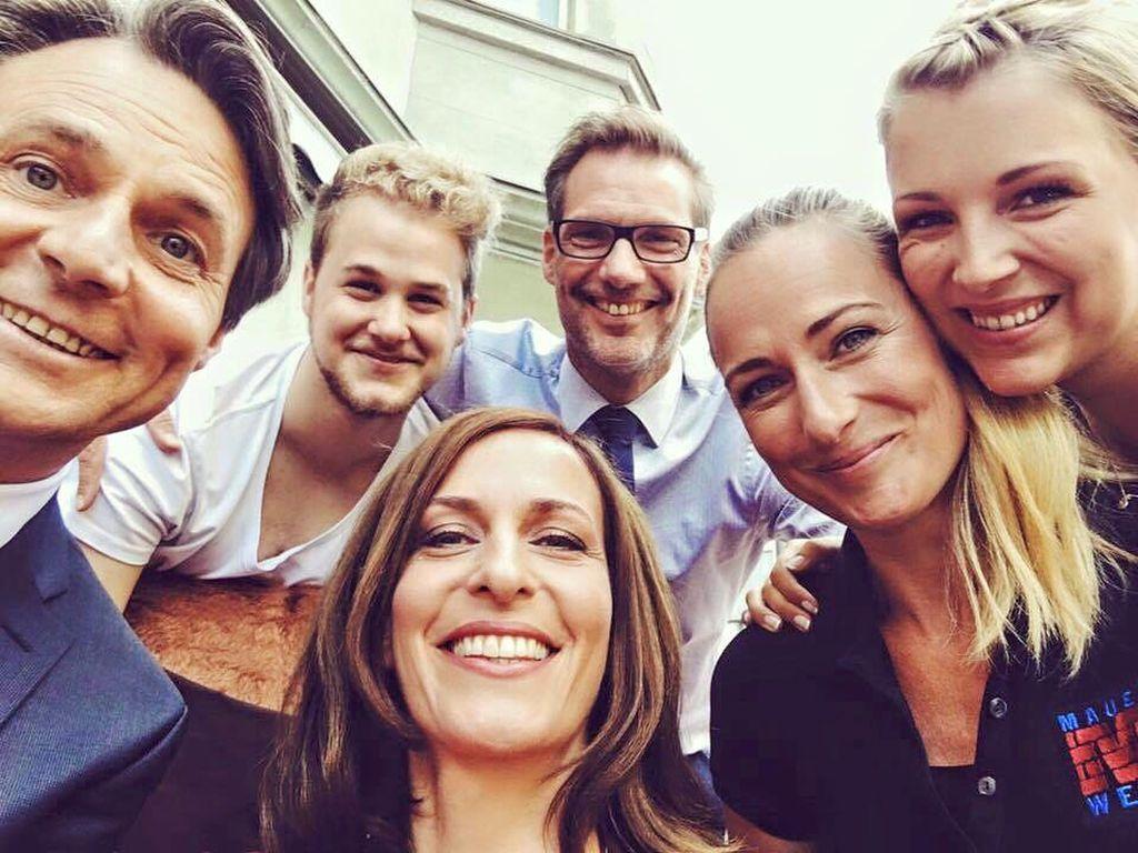 Wolfgang Bahro, Felix van Deventer, Ulrike Frank, Clemens Löhr, Eva Mona Rodekirchen und Iris Mareik