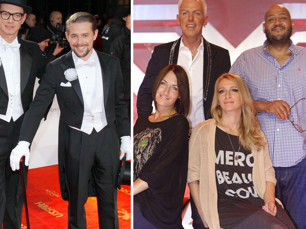 Klaas Heufer-Umlauf, Joko Winterscheidt und X Factor