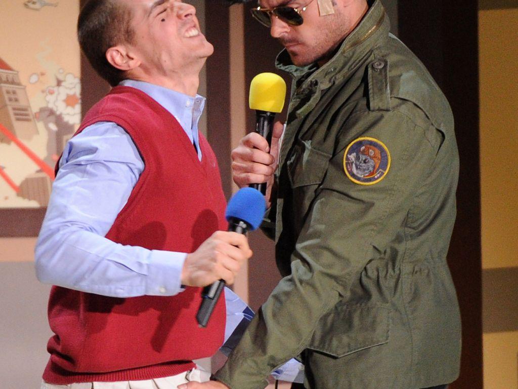 Zac Efron und Dave Franco