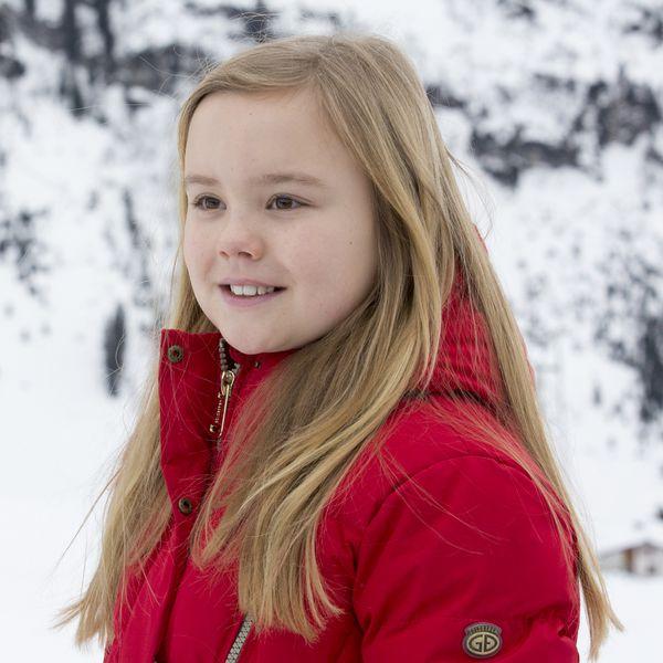 Prinzessin Ariane Wilhelmina Máxima Ines
