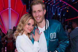 Maximilian Arland und Sarah Latton