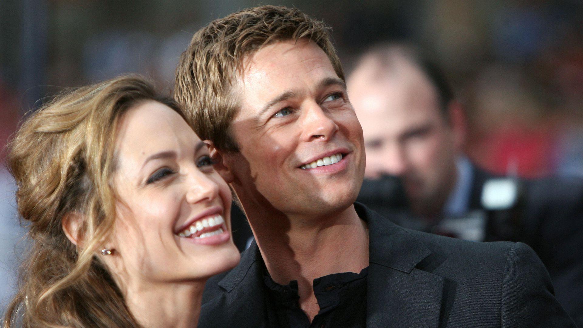 Nackt am Set: So verführte Angelina Jolie damals Brad Pitt