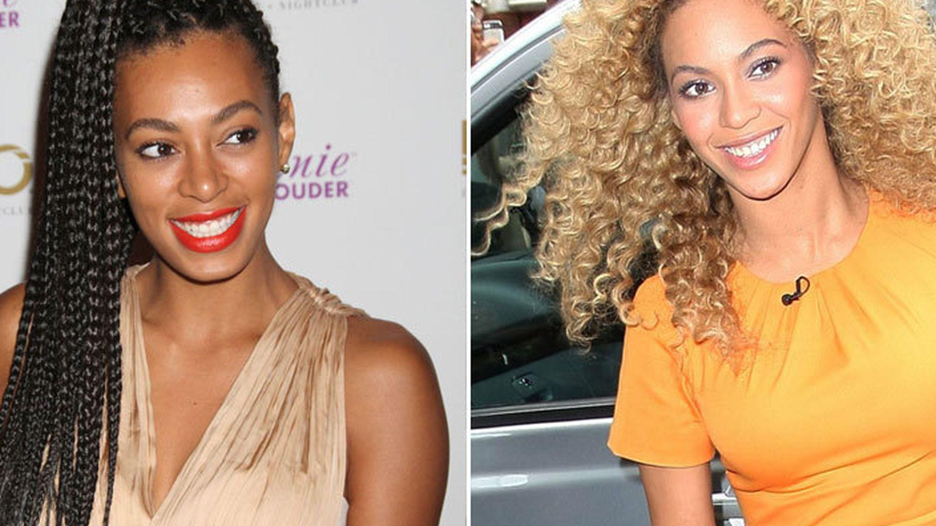 Beyonce tolles geschenk f r ihre schwester for Geschenk schwester 25