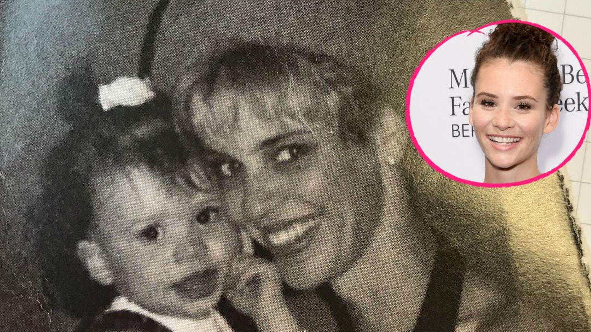 Ruhrend Betty Taubes Susse Liebeserklarung An Ihre Mama Promiflash De