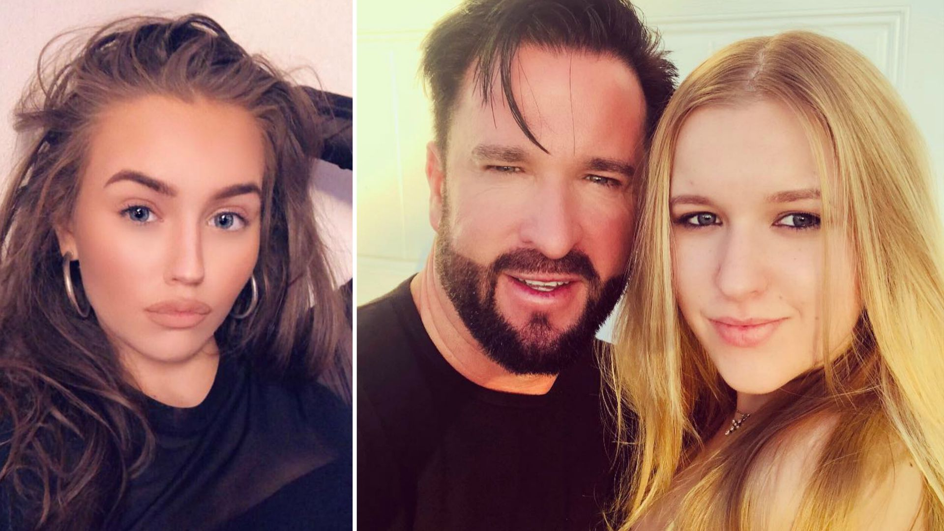 Wendler Baffles With Statement Daughter Child Laura Grown Up
