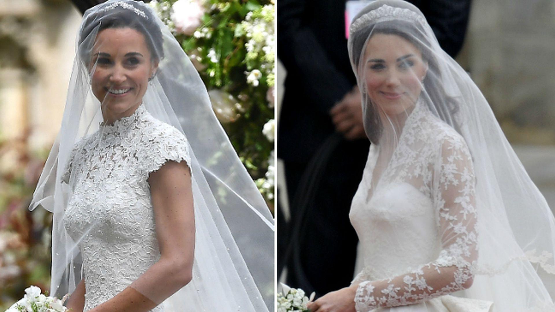 Pippa Oder Kate Welche Schwester Gewinnt Brautkleid