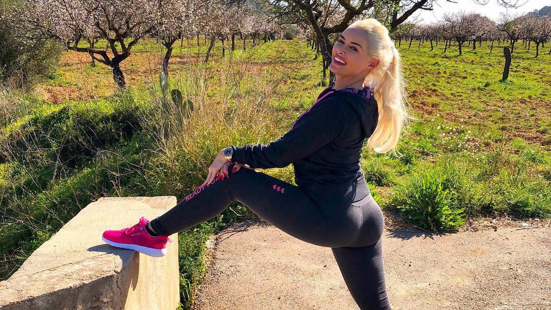 Daniela Katzenberger Po