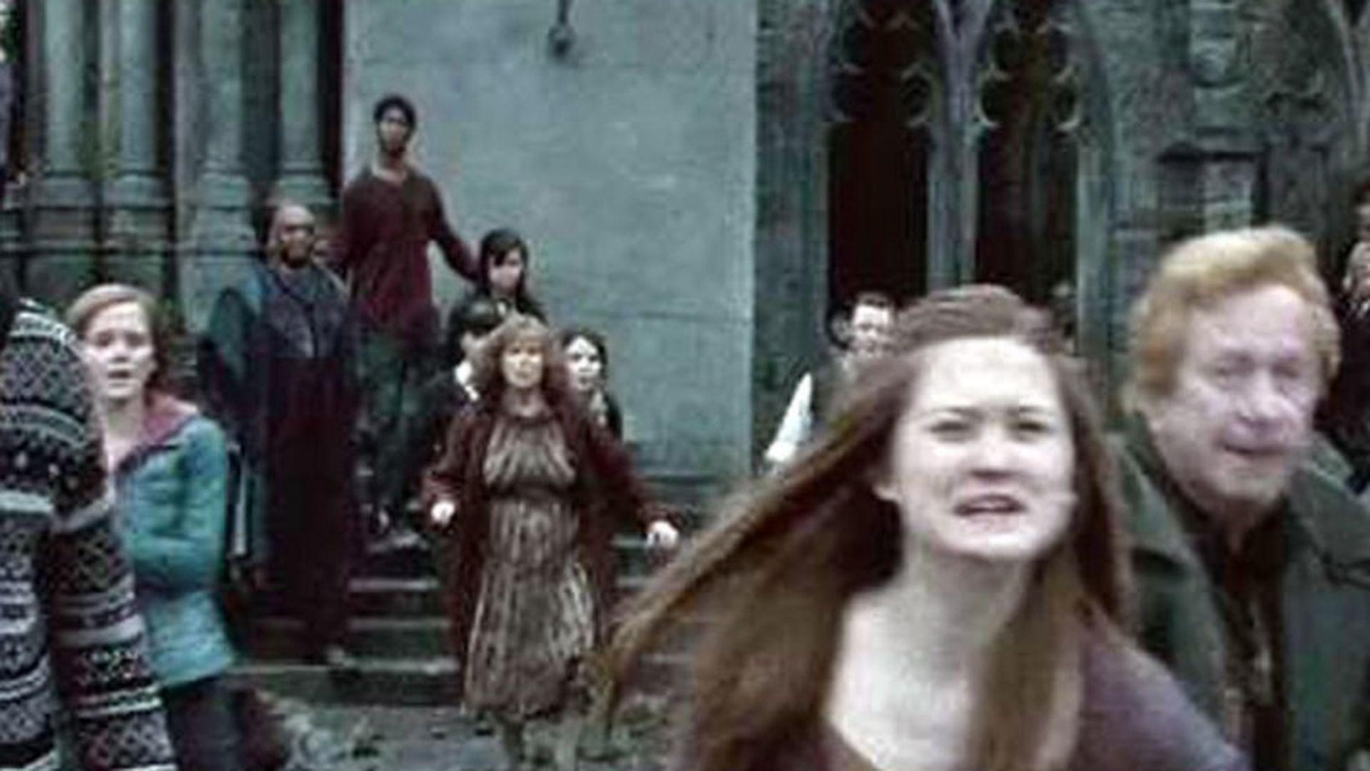 schlacht von hogwarts