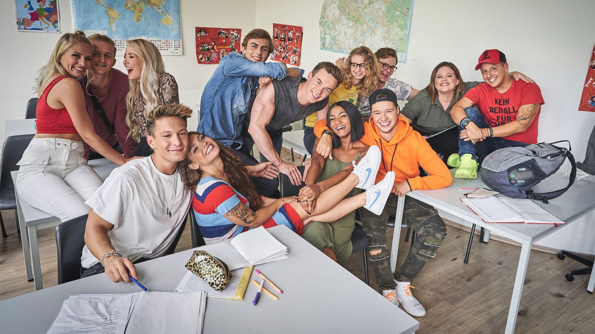Krass Schule Darsteller Schüler