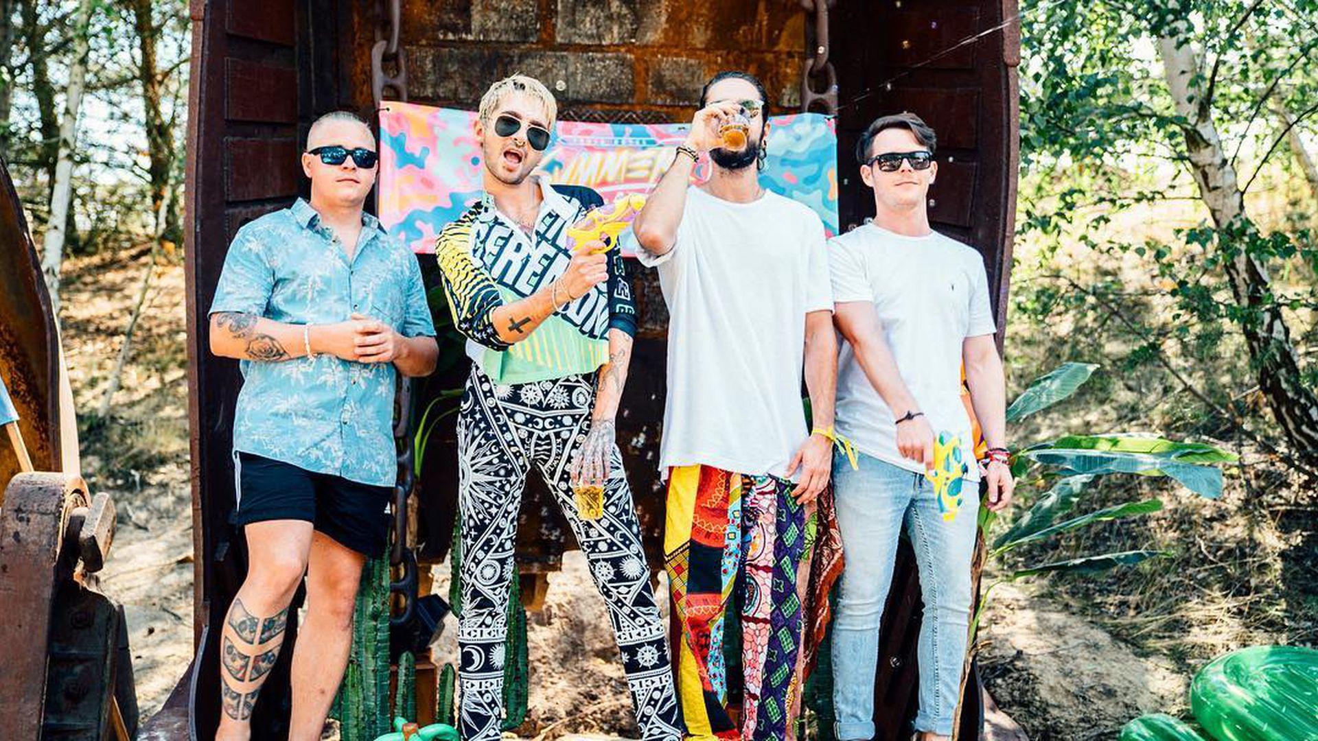 Tokio Hotel Camp
