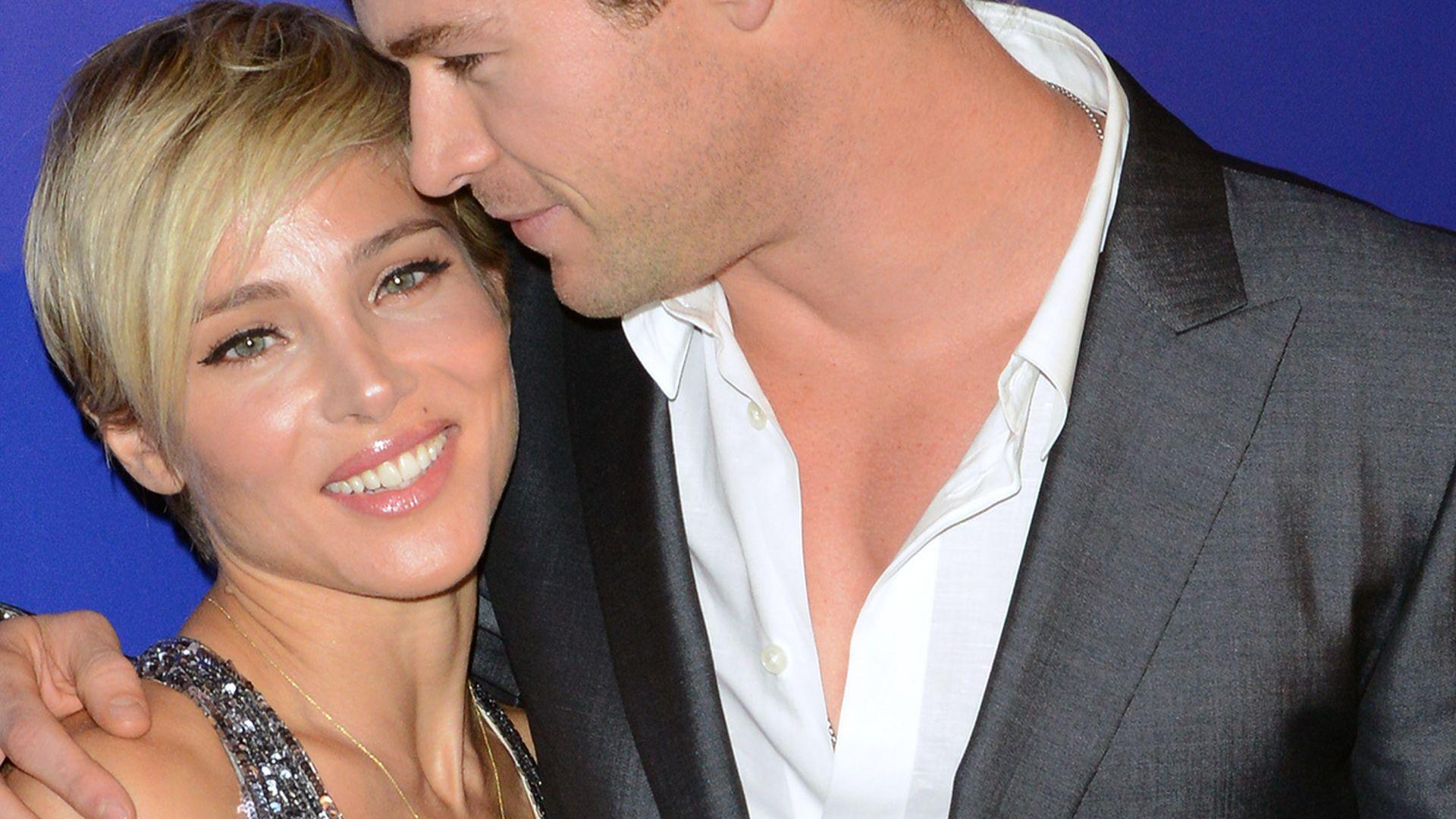 Endlich Chris Hemsworth hat wieder kurze Haare