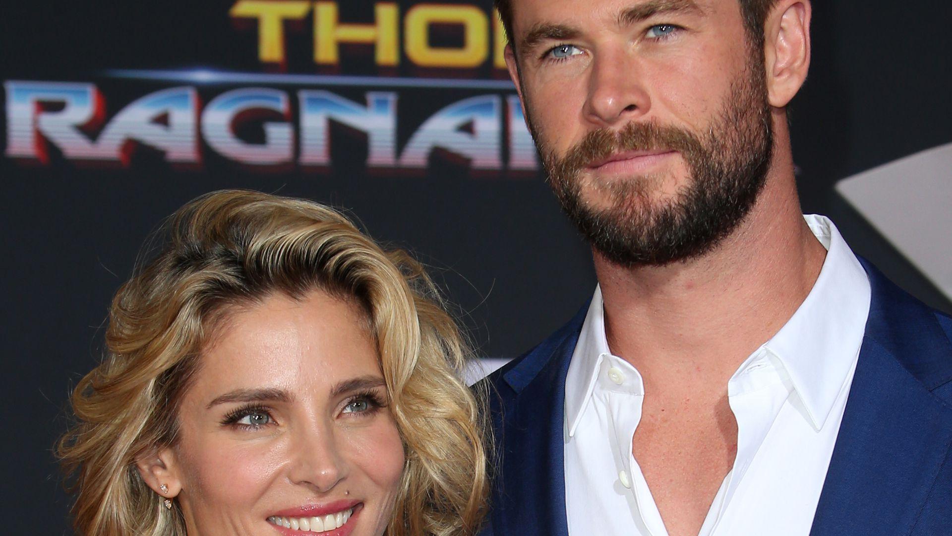 Helden Umstyling Chris Hemsworth Thor hat nun kurze Haare