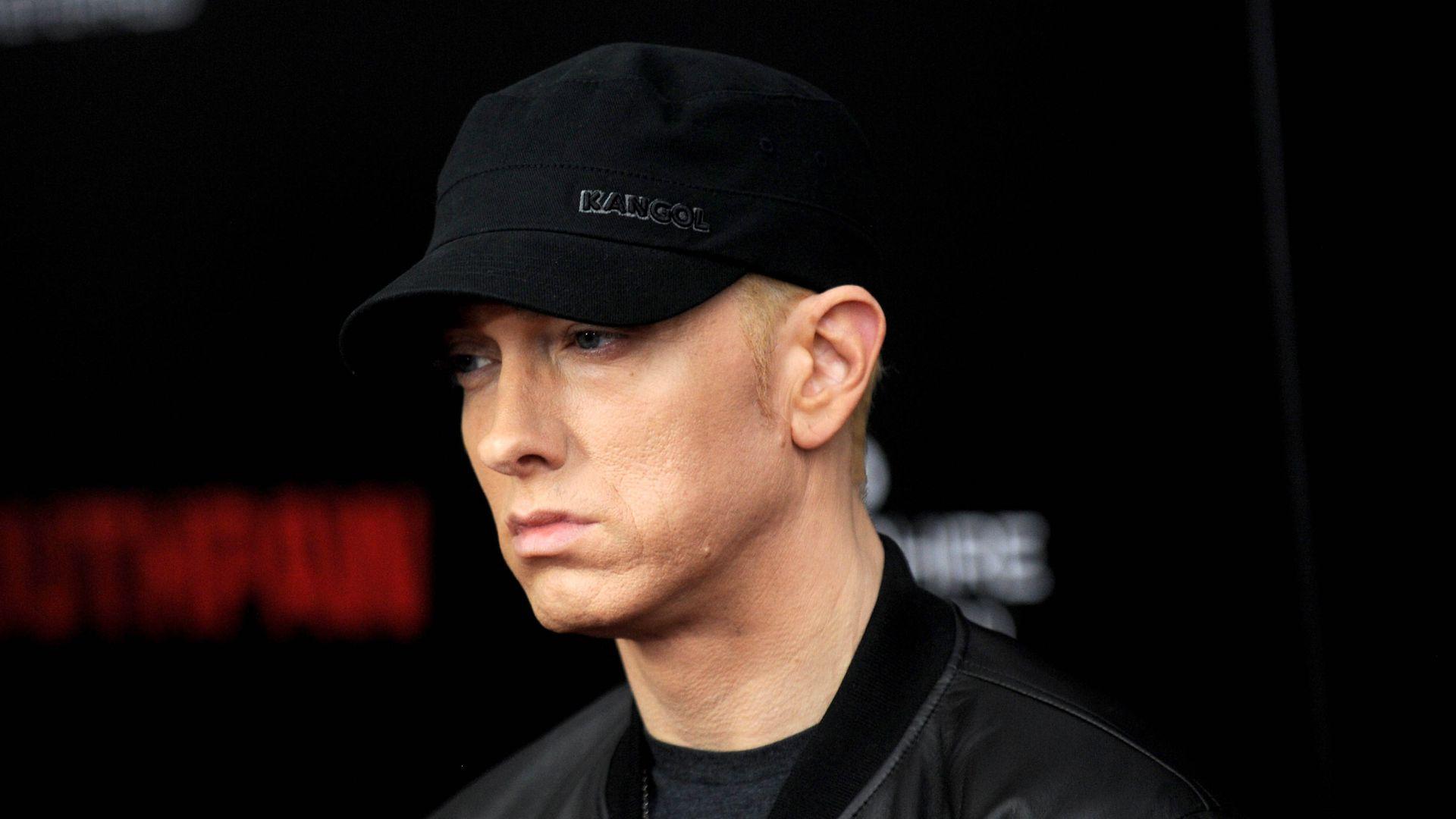 Eminem Drogensucht