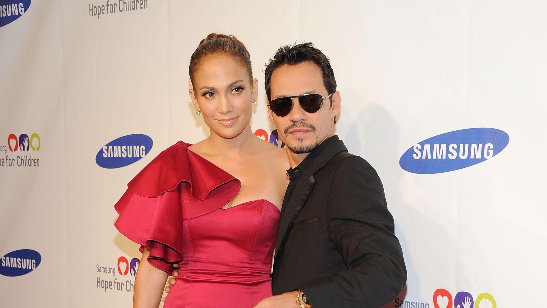 Sucht J.Lo nach Trennung Trost bei ihrem Ex Marc Anthony