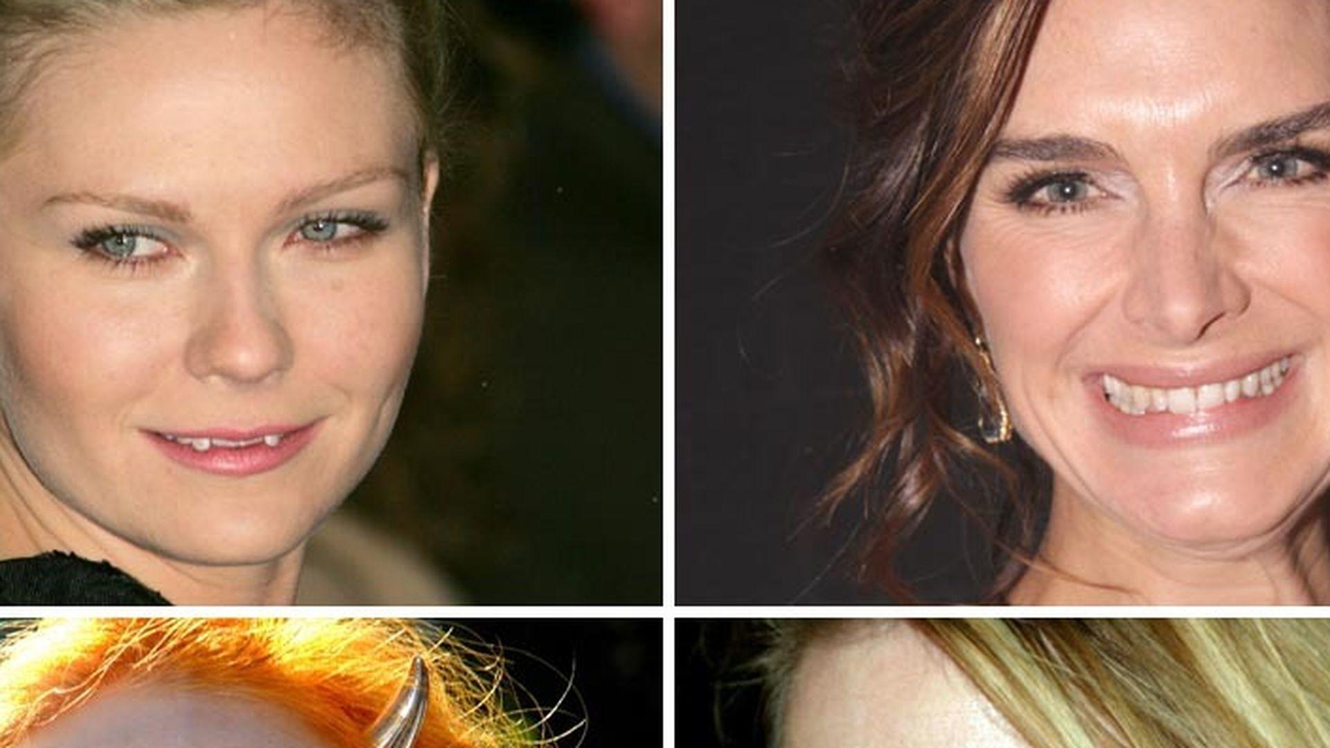 Kirsten Dunst: Altes Kleid entlarvt Brust-OP InTouch