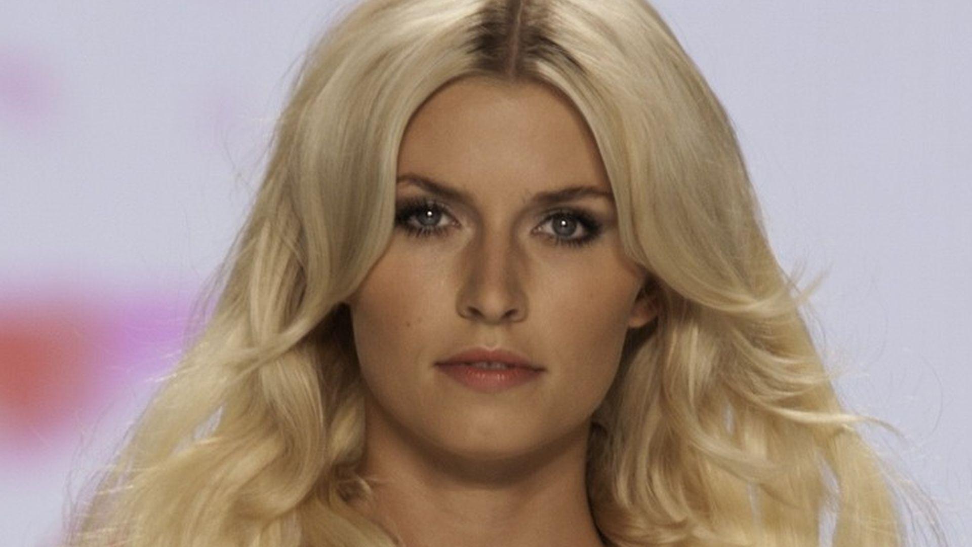 Lena Gercke hat schon wieder eine neue Frisur