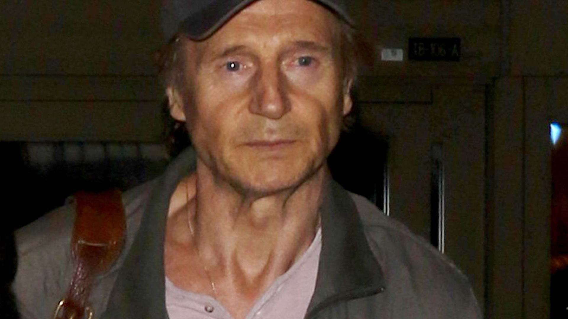 Liam Neeson Krank