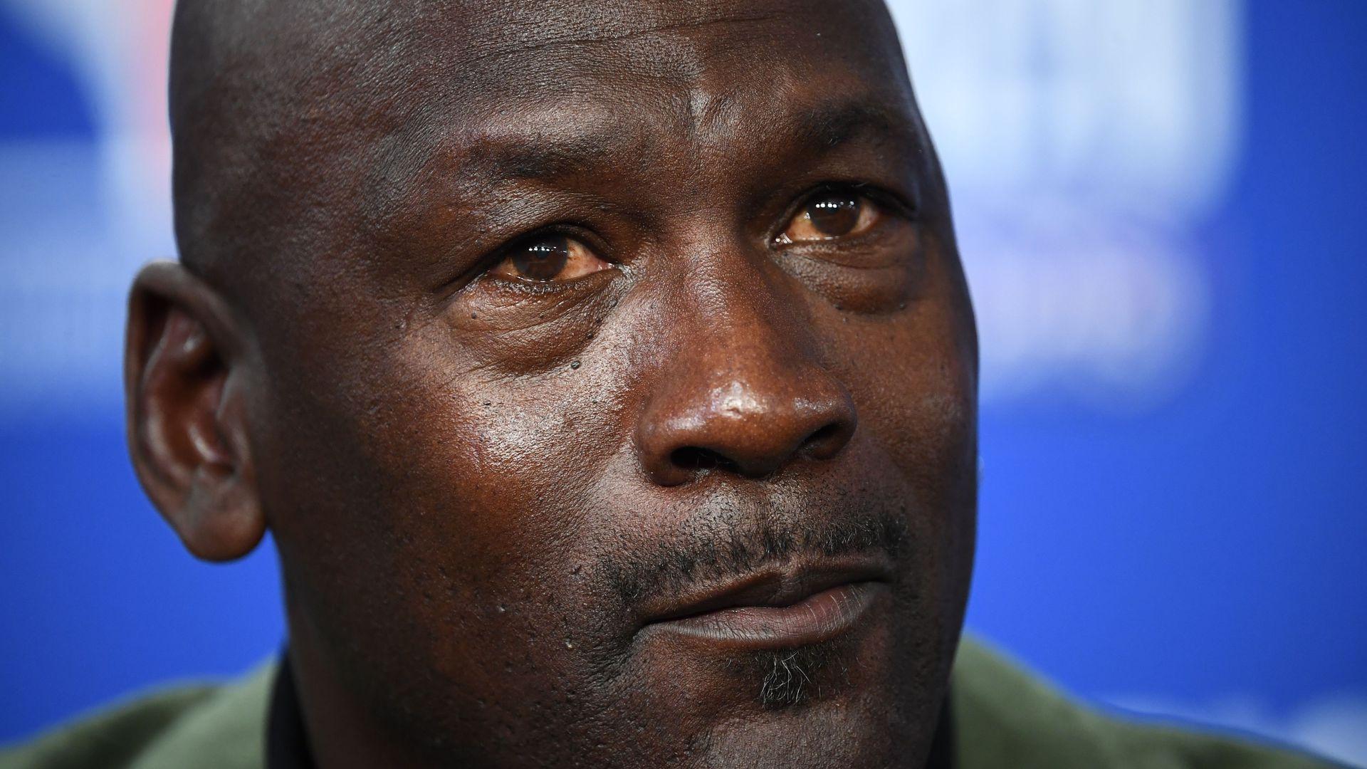 Michael Jordan Vater