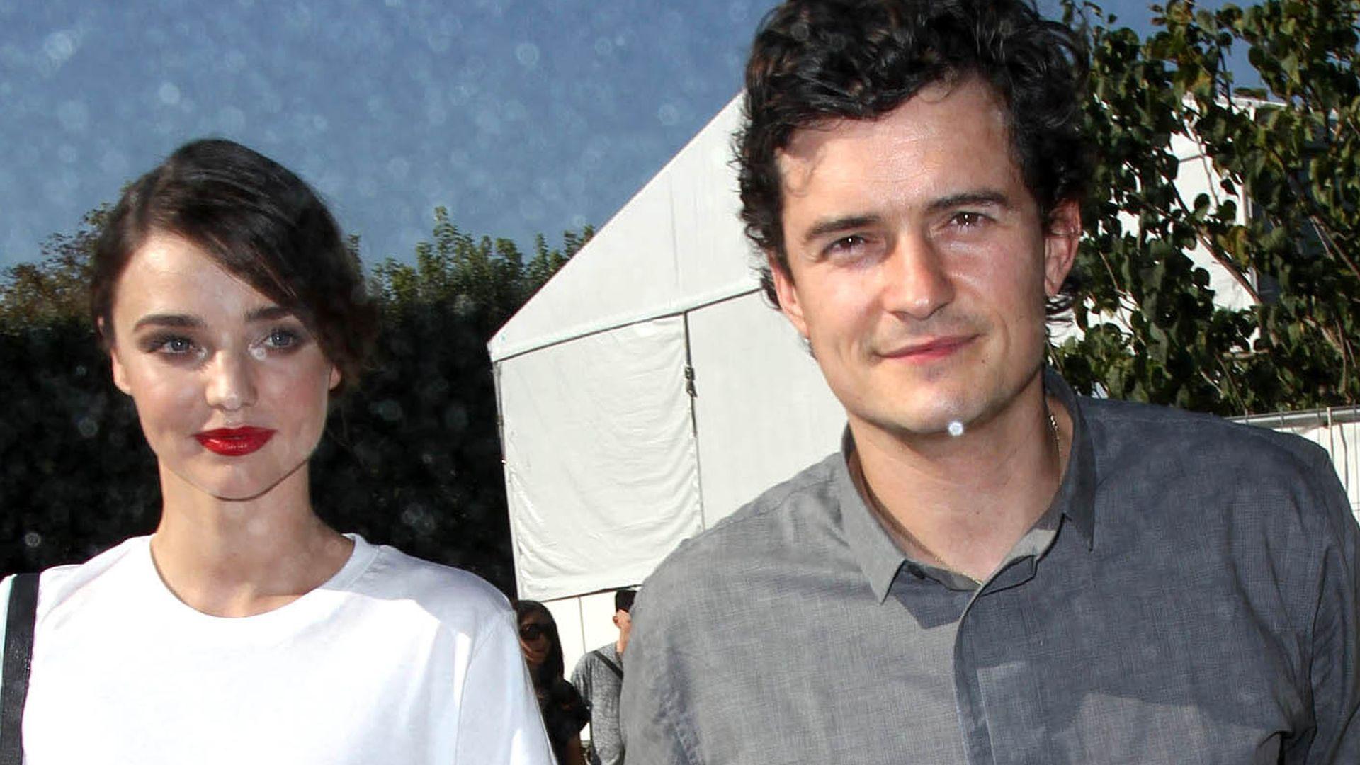 Miranda Kerr & Orlando Bloom sagen nochmal JA | Promiflash.de