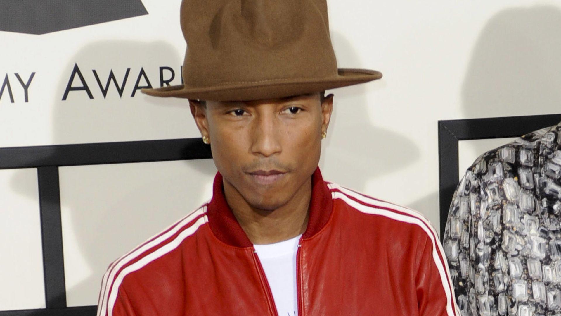 Pharrells Grammy-Hut Hat Eigenen Twitter-Account