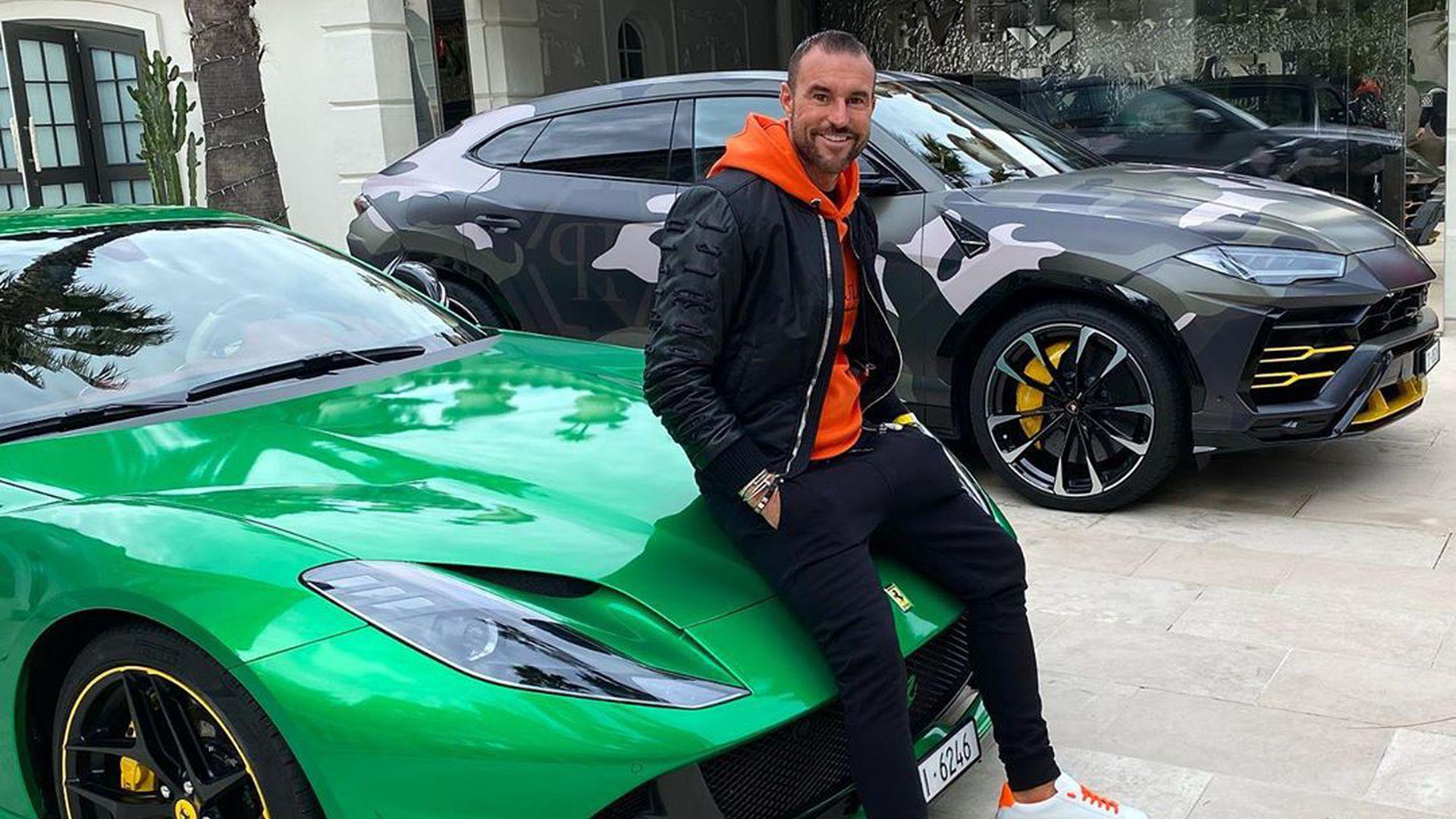 Zoff Mit Ferrari Philipp Plein Soll 200 000 Dollar Zahlen Promiflash De