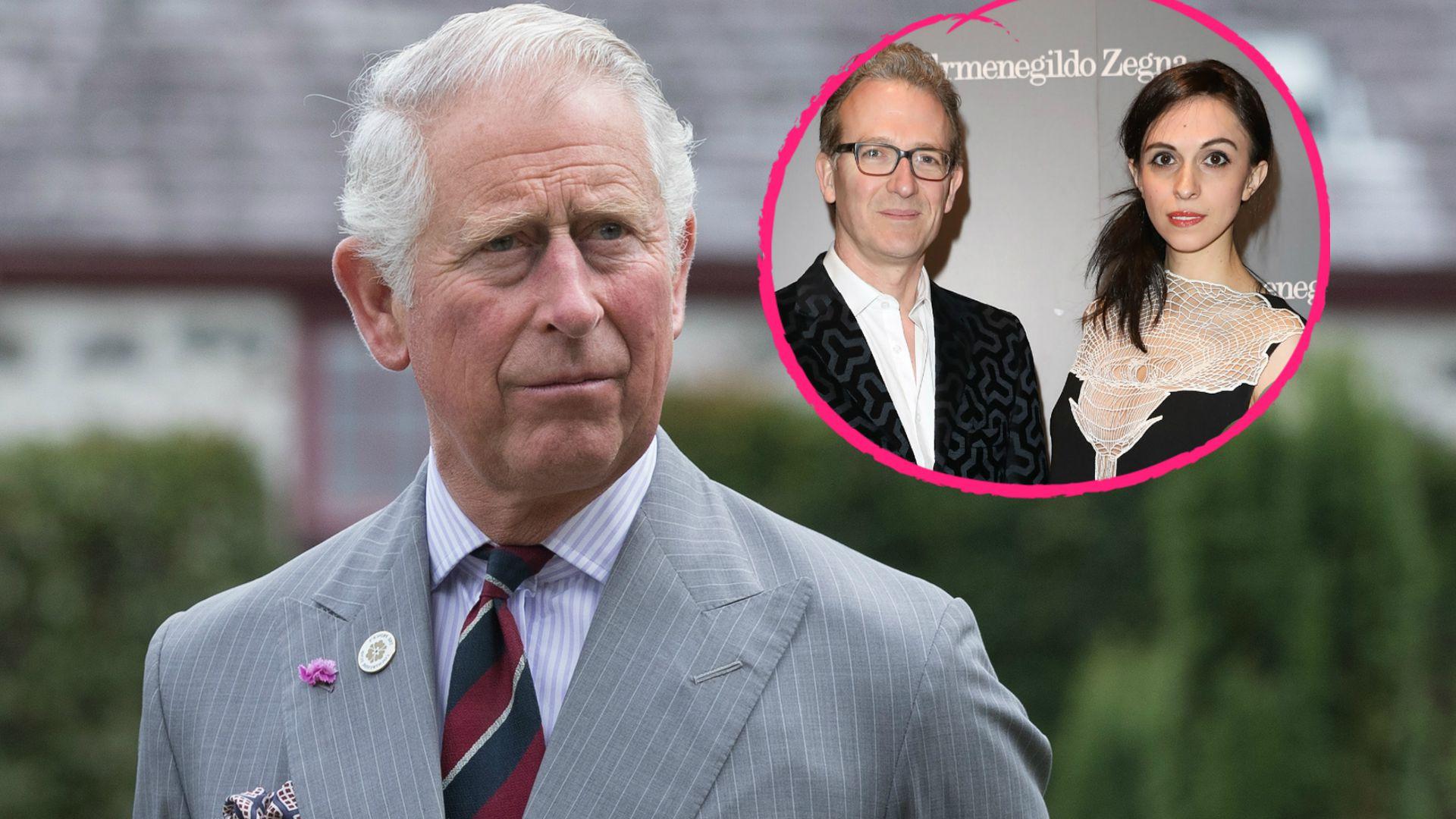 Prinz Charles\' Cousin betrog schwangere Frau mit Freundin!