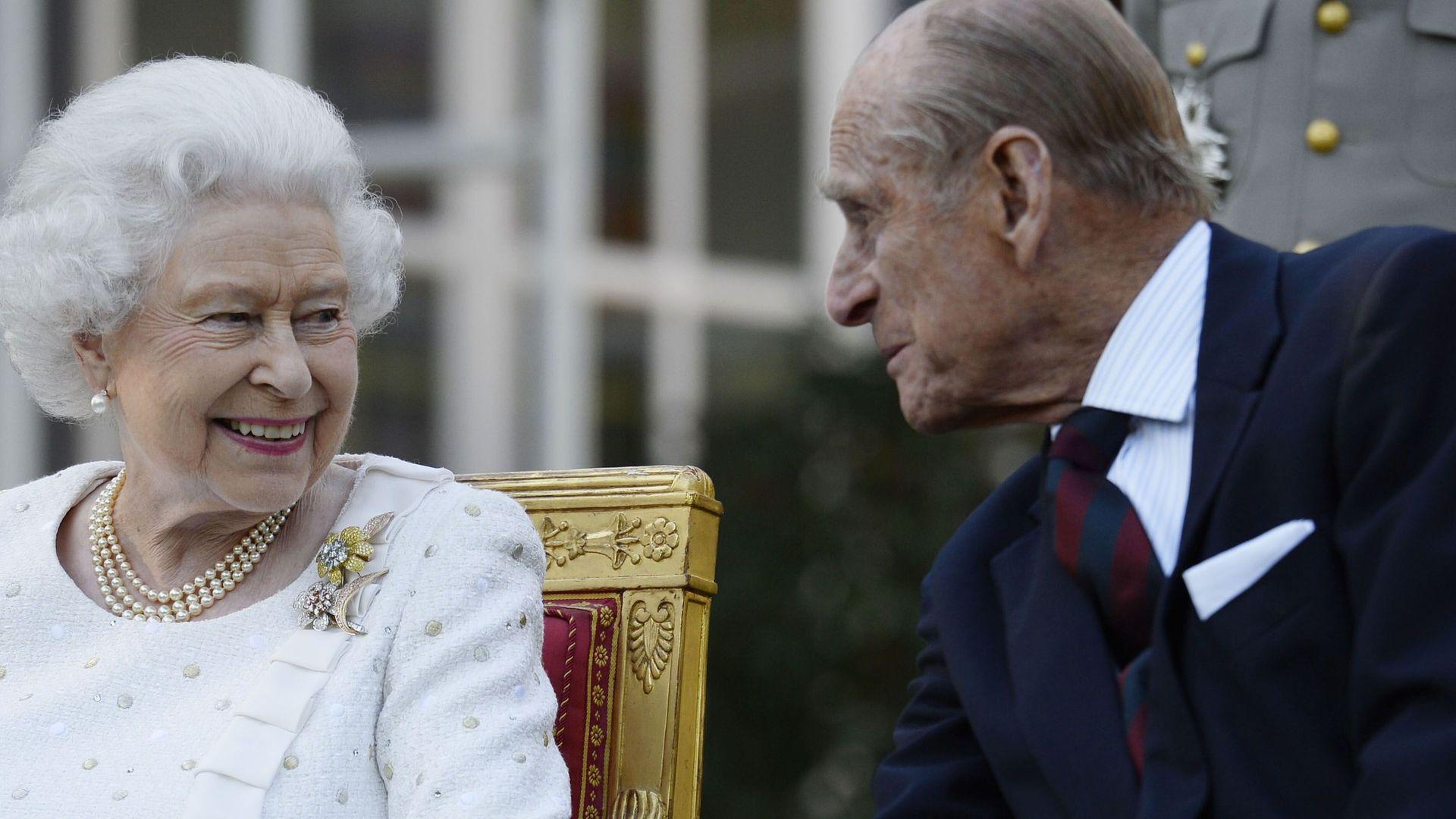 prinz philip und queen elizabeth kennenlernen