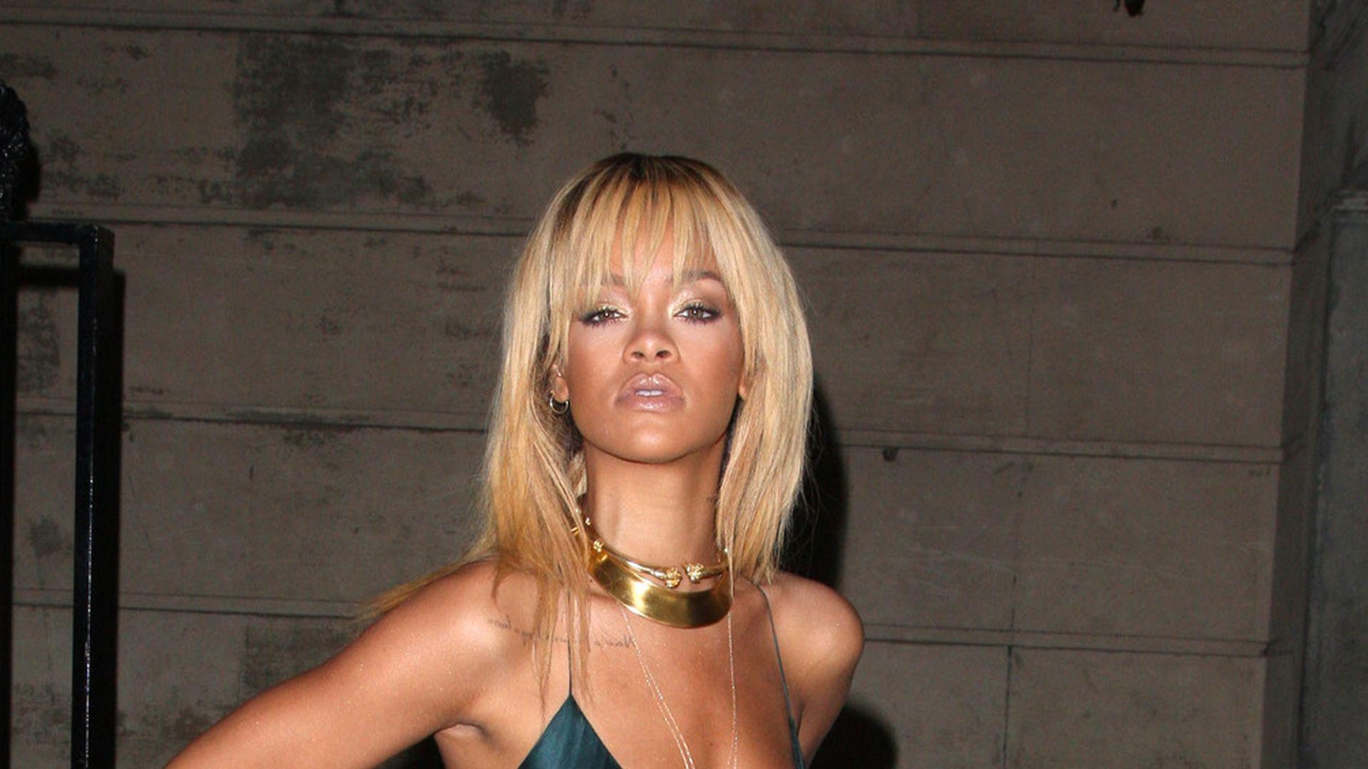 Rihanna ultra sexy le beau cul de ririsons - 4 2