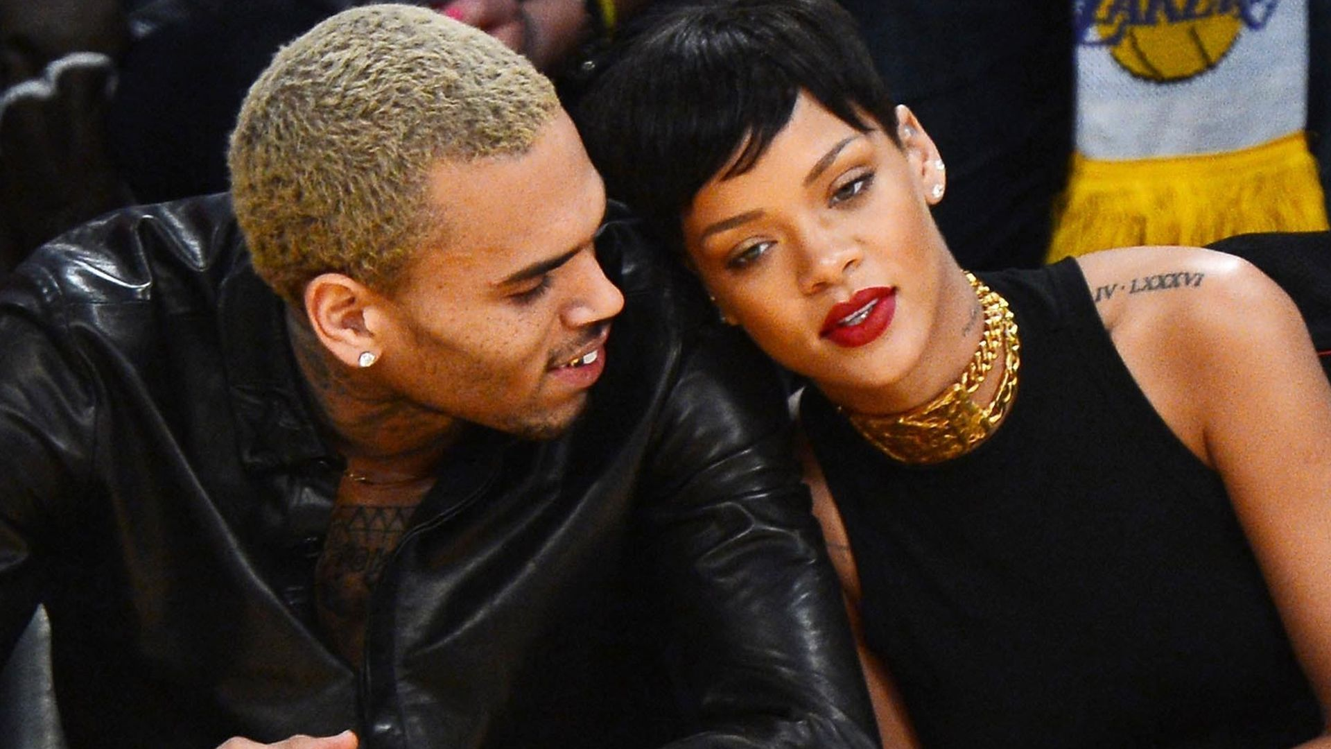 Rihanna And Chris Brown Pictures to Pin on Pinterest ...