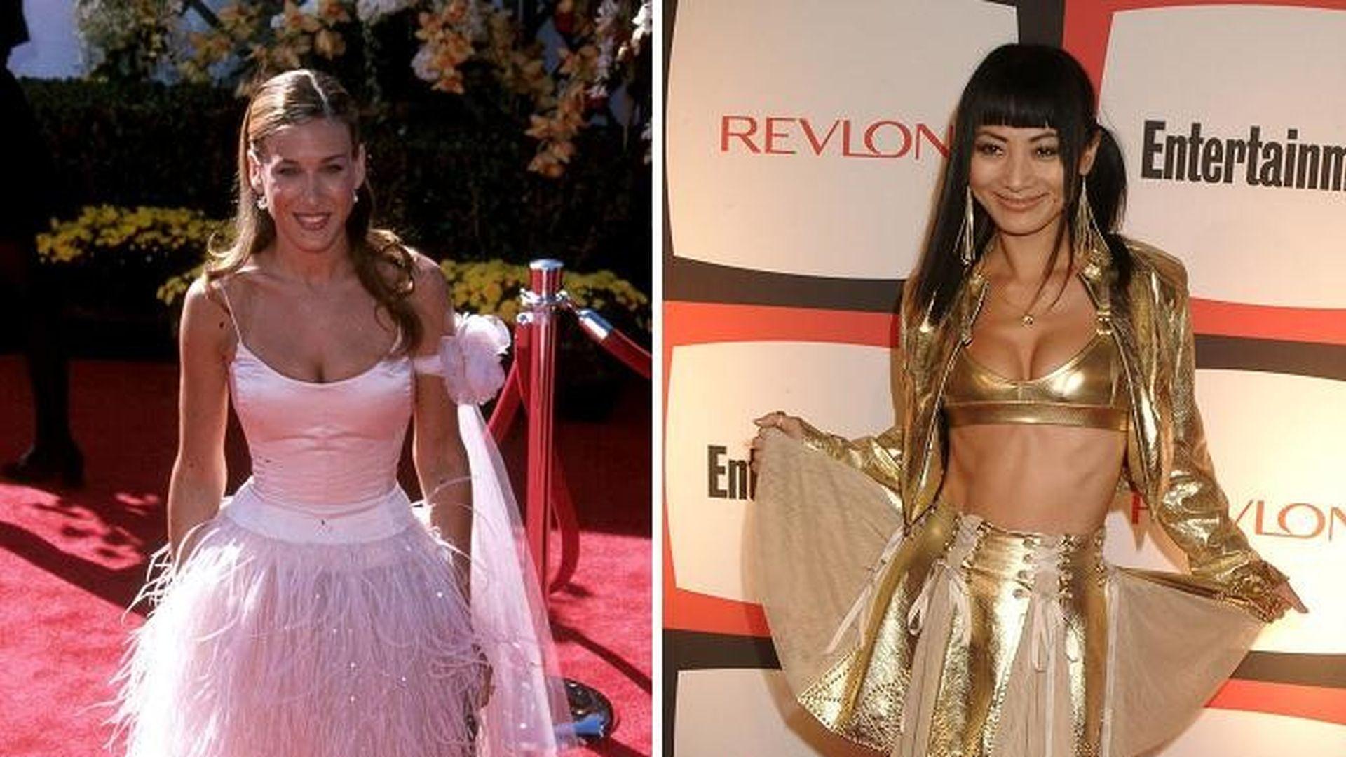 Emmy-Stylecheck: Das waren die schlimmsten Outfits ...
